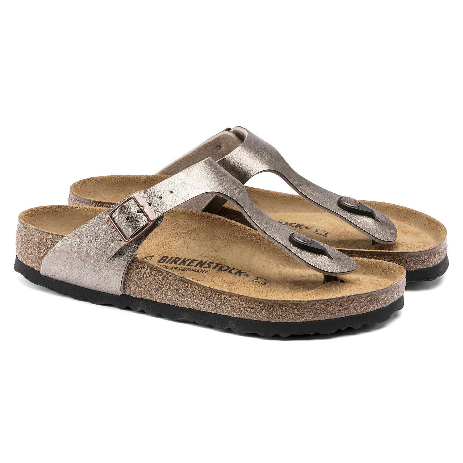 GIZEH GRACEFUL TAUPE (BIRKOFLOR)