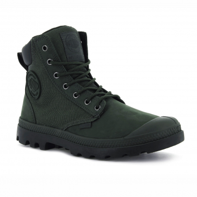 BOTA PALLADIUM - SPORCUF OLIVE NIGHT WATERPROOF