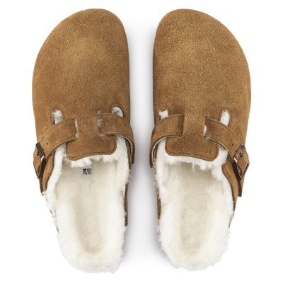 BOSTON SHEARLING MINK (LEATHER)