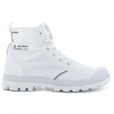 PALLADIUM PAMPA LITE+ RCYCL WP+ WHITE