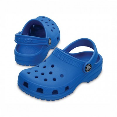 CROCS CLOGS CLASSIC KIDS OCEAN