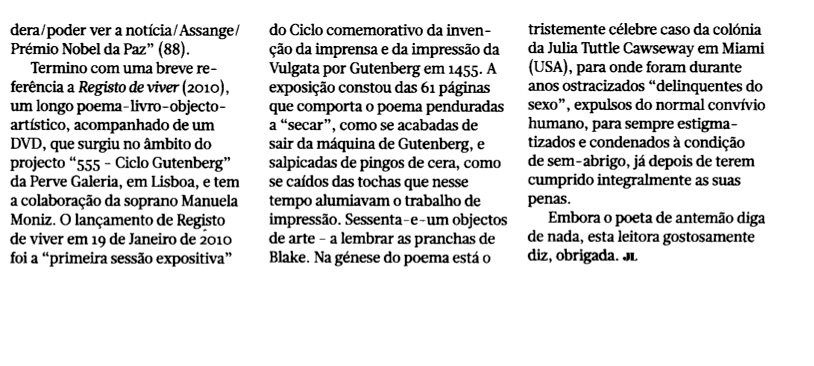 De nada no Jornal de Letras [7]