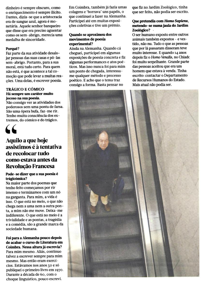 De nada no Jornal de Letras [4]