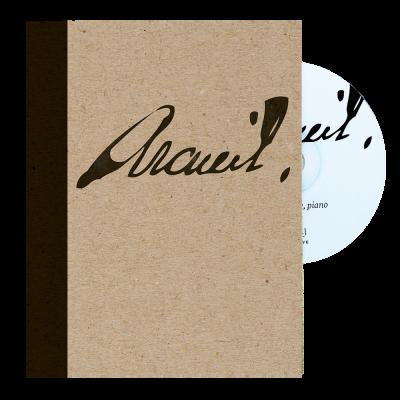 Arcueil - PT/FR/EN (livro + cd)