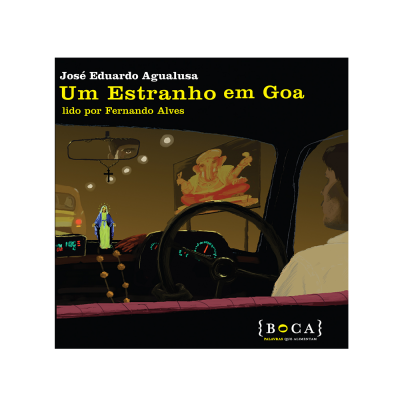 Um Estranho em Goa (ebook + mp3)
