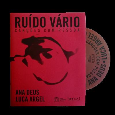 Ruído Vário (livro + cd)