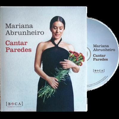 Cantar Paredes (livro + cd)