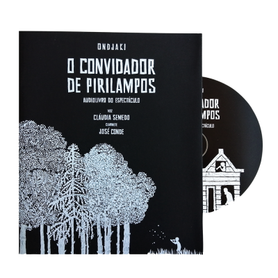 O convidador de pirilampos (livro + cd)