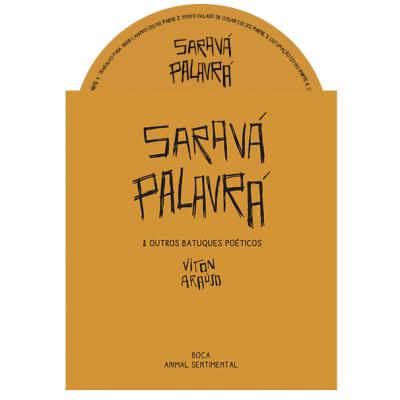 Saravá Palavrá (livro + CD)