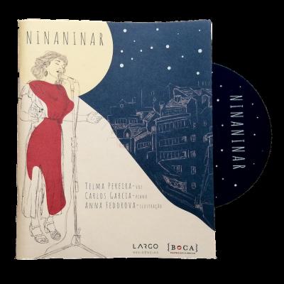 NinaNinar (Livro+CD)