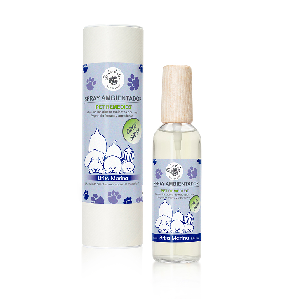 Spray Stop Odor Brisa Marinha