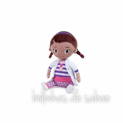 Peluche Drª Brinquedos
