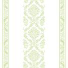 Corredor Mesa - Verde e Branco