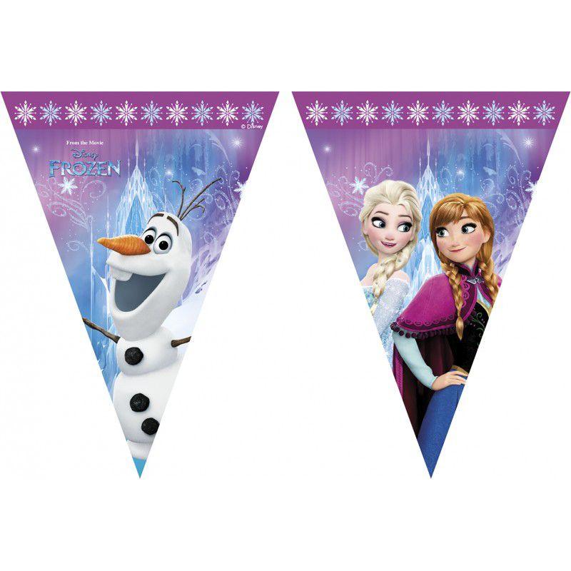 Grinada Bandeiras Frozen Northen Lights