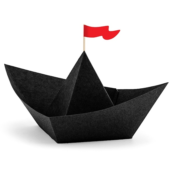 Decoração Barco Pirata