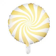 Balão Candy Amarelo