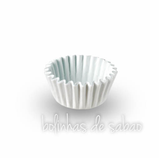 Brigadeiros Lisos 90 unidades - Branco