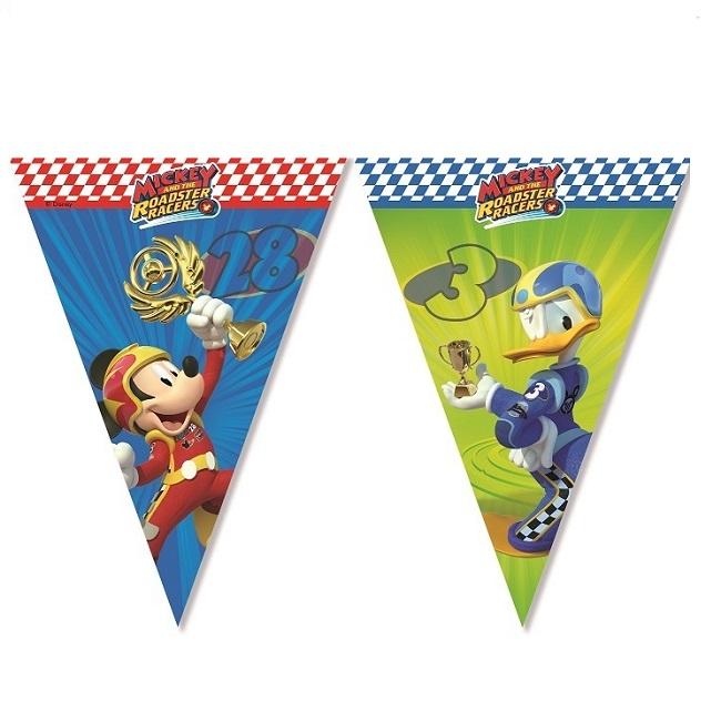 Bandeira Mickey e os Super Pilotos