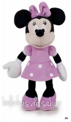Peluche Minnie 30cm