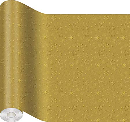 Corredor Mesa  Estrelas- Dourado