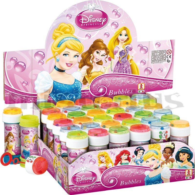Bolinhas de Sabão - Princesas Disney