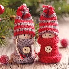 Guardanapos Bonecos Natal