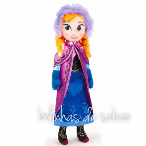 Peluche Frozen - Anna
