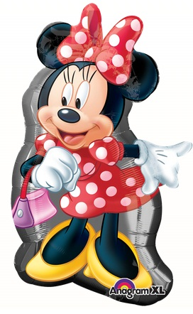Balão Foil Minnie Full Body