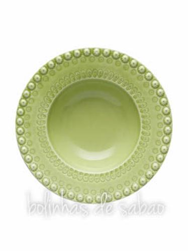 Prato Sopa 21.5 cm - Verde Alface
