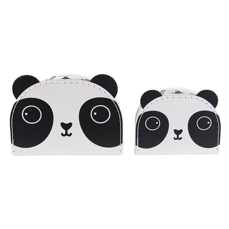 Conjunto 2 Malas Cartão Panda