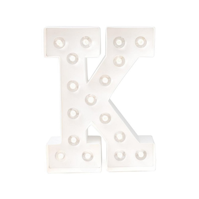 Letra K Luminosa