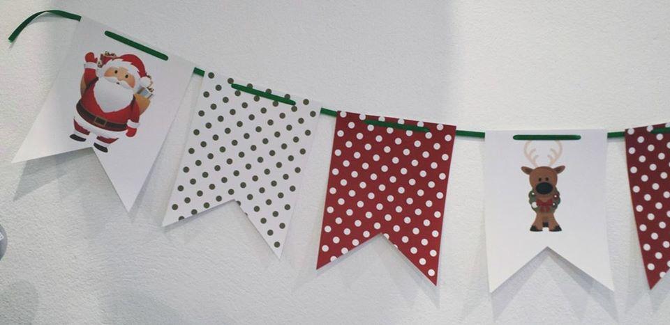 Bandeira Natal 1