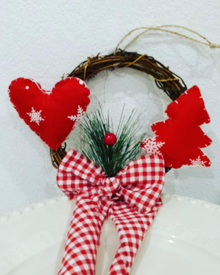 Coroa Pinheiro e Coração