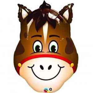 Balão Foil - Cavalo - Animais da Quinta