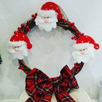 Coroa Pai Natal
