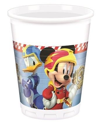 Copos Mickey e os Super Pilotos