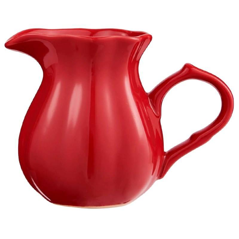 Jarro Cerâmica Vermelho