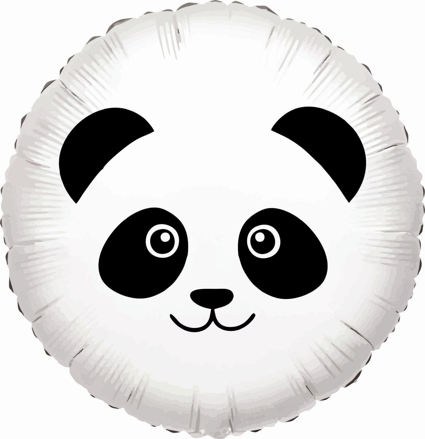 Balão Panda Style