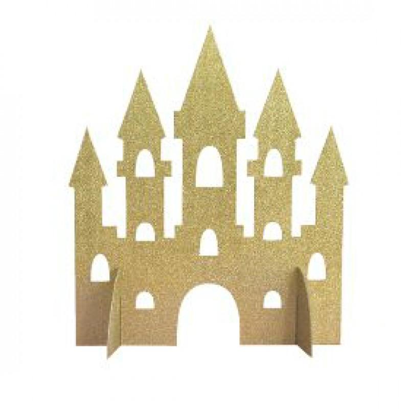 Centro de Mesa Castelo Glitter