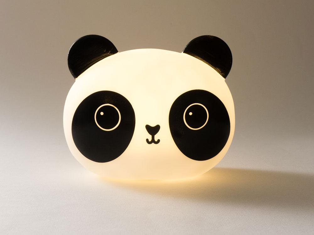 Panda Luminoso