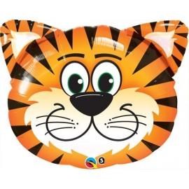 Balão Foil - Tigre - Selva