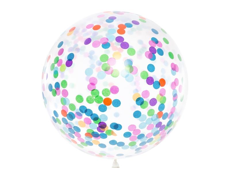 Balão Confetis Gigante