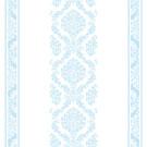 Corredor Mesa -  Azul e Branco