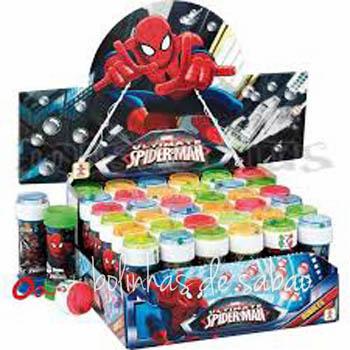 Bolinhas de Sabão - Spiderman