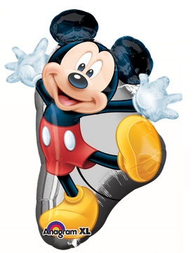 Balão Foil Mickey Full Body