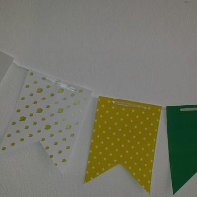 Bandeira Principezinho - Verde