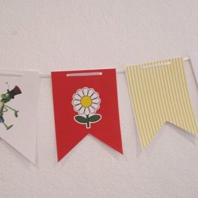 Bandeira Abelha Maia