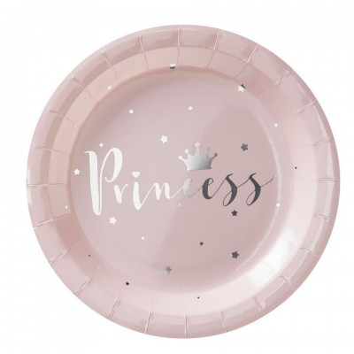 Pratos Princess - 23 cm