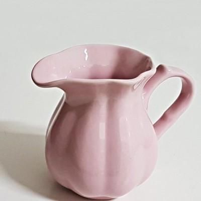 Jarro Cerâmica Rosa