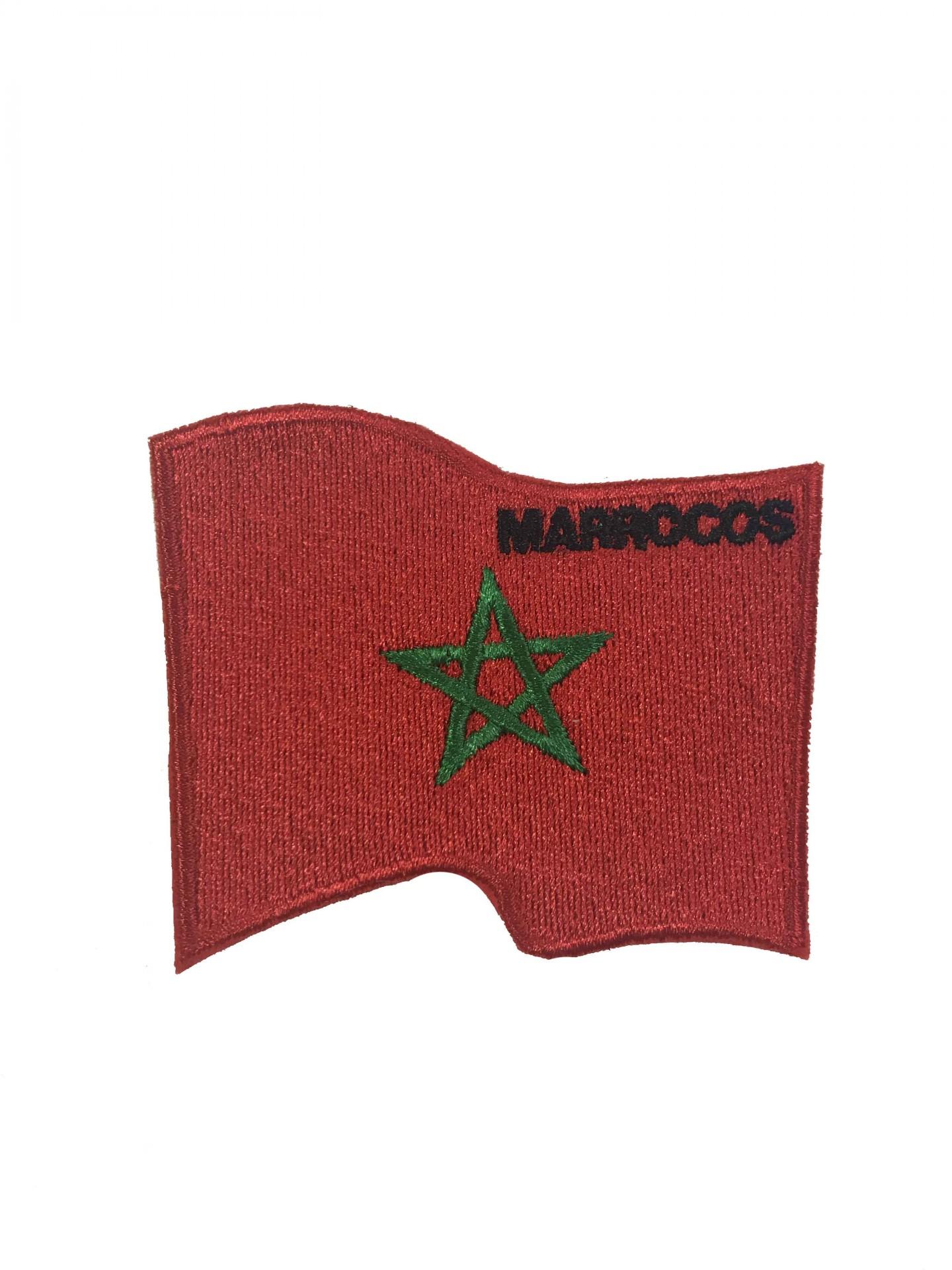 Emblema Marrocos